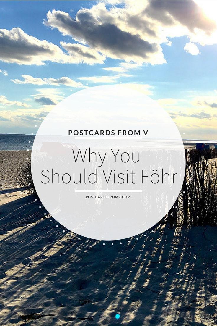 pinterest, Foehr, germany, postcards from v