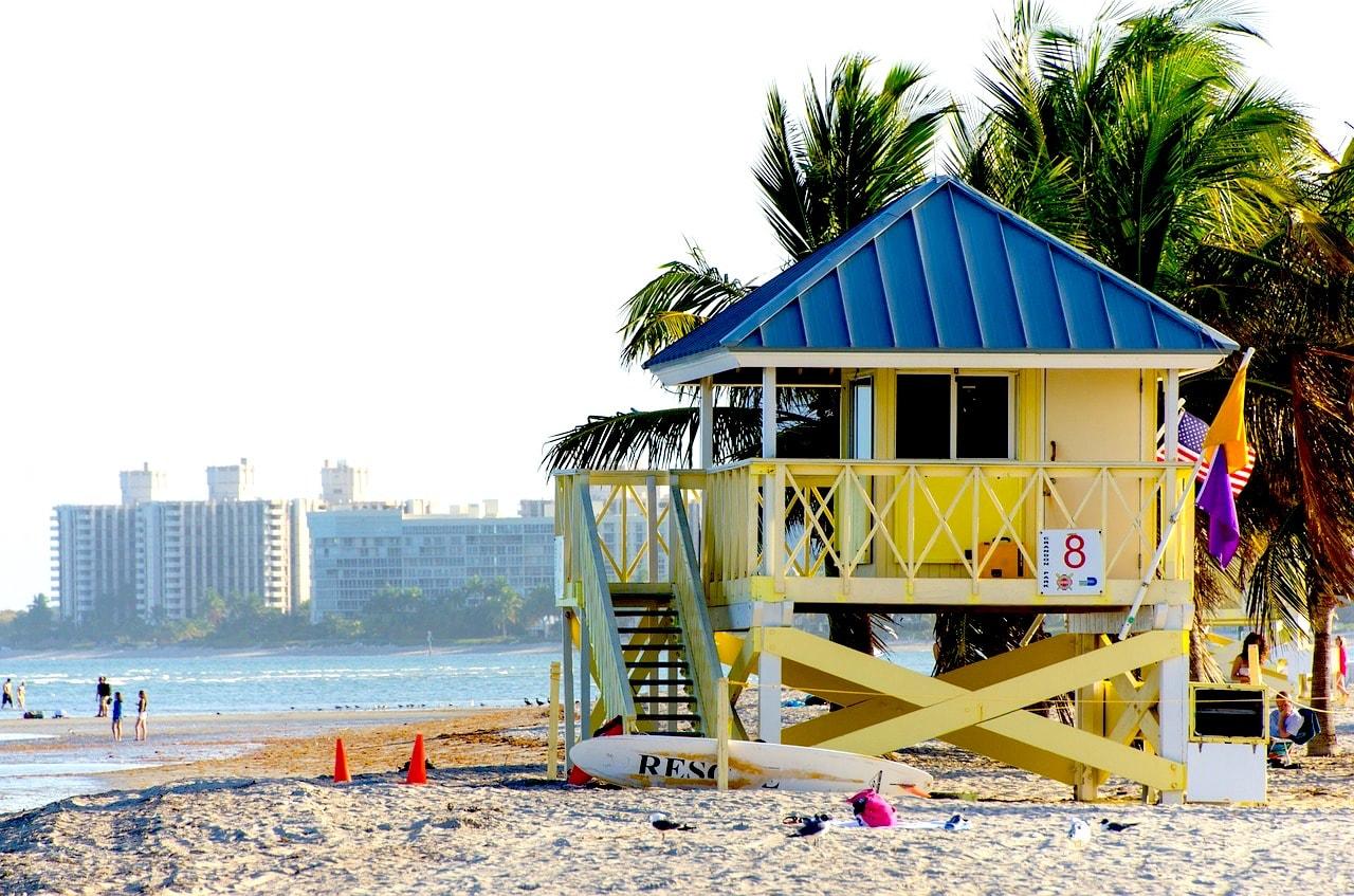 Escape the Winter, Florida