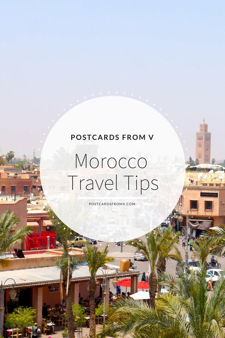 Pinterest, morocco, travel tips, postcards from v
