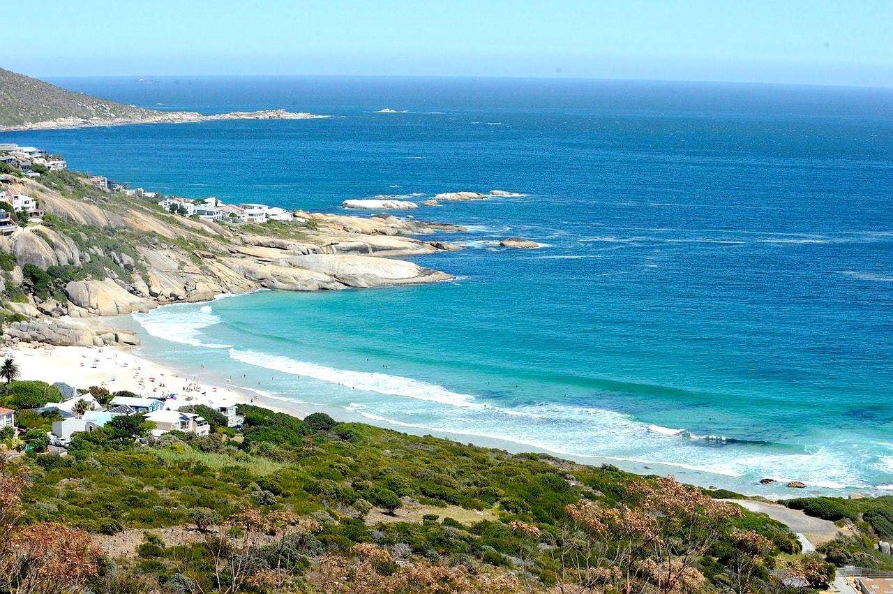 Escape the Winter, South Africa