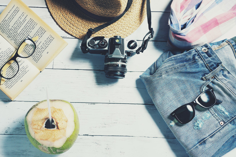 Ultimate Packing List, Plan the perfect vacation