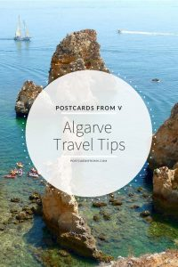 Algarve, Portugal, Travel Tips, Pinterest, Postcards from V