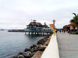 Seaport Village, Promenade