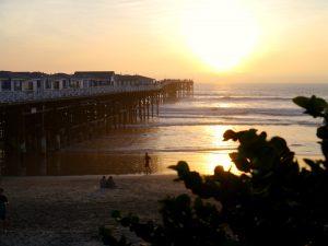 Pacific Beach, Pier