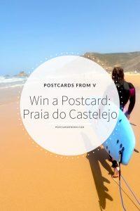 Praia do Castelejo, Surfing, Algarve, Pinterest