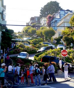 San Francisco, Travel Guide, Lombard Street