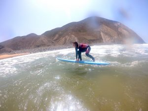 Surfing, Algarve, How to surf
