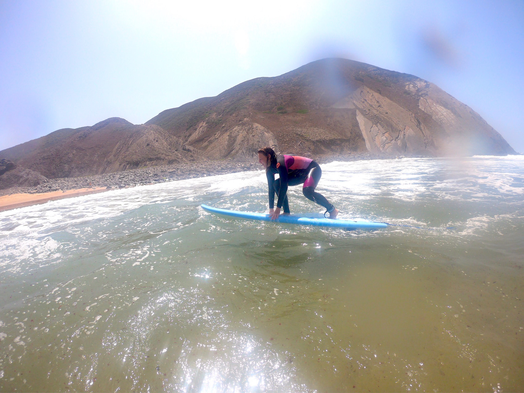 How to surf guide