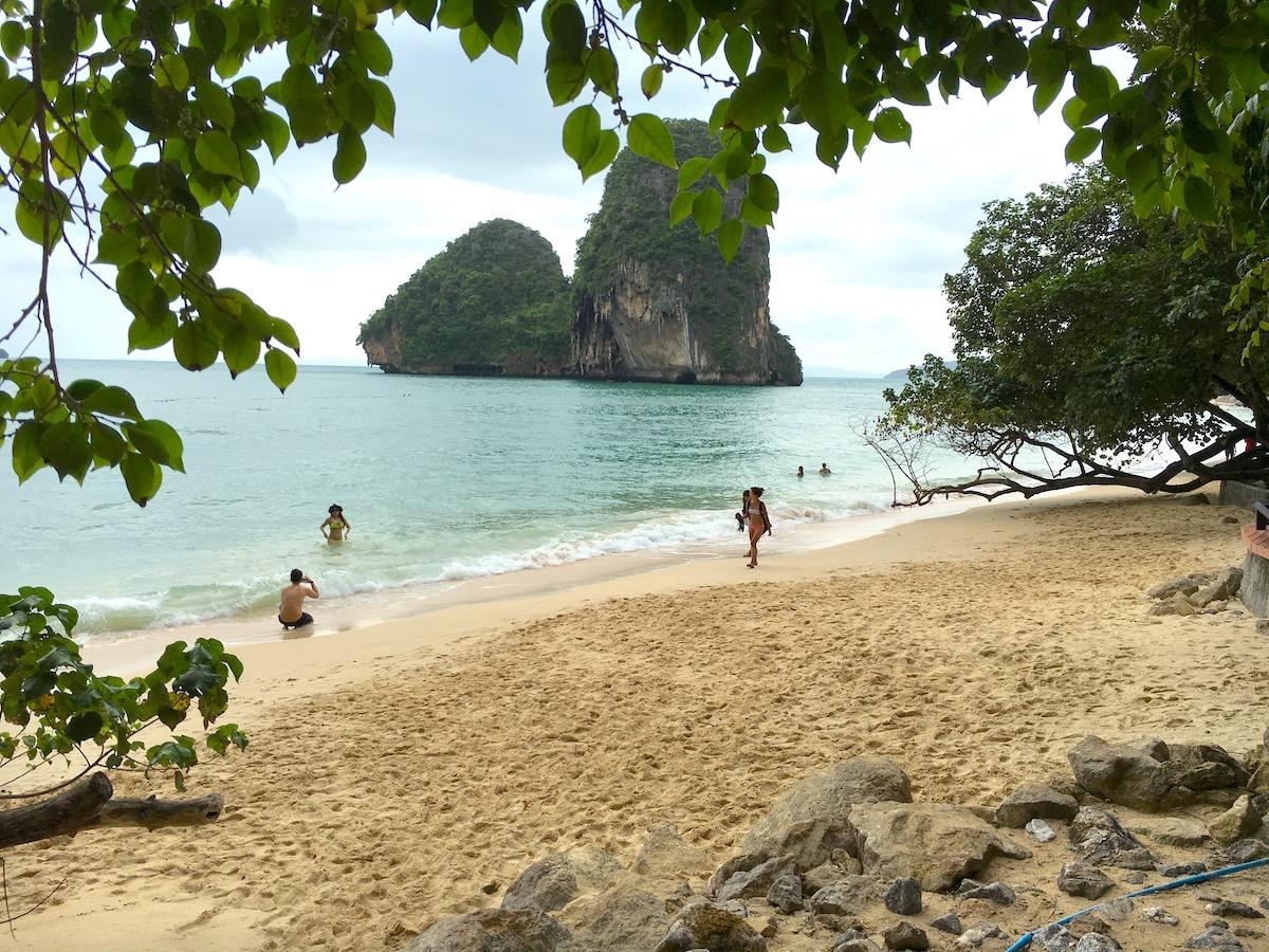 Beach, Krabi
