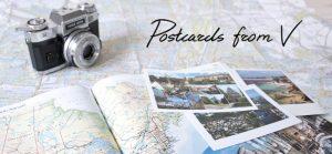 Postcards from V, Travel Blog