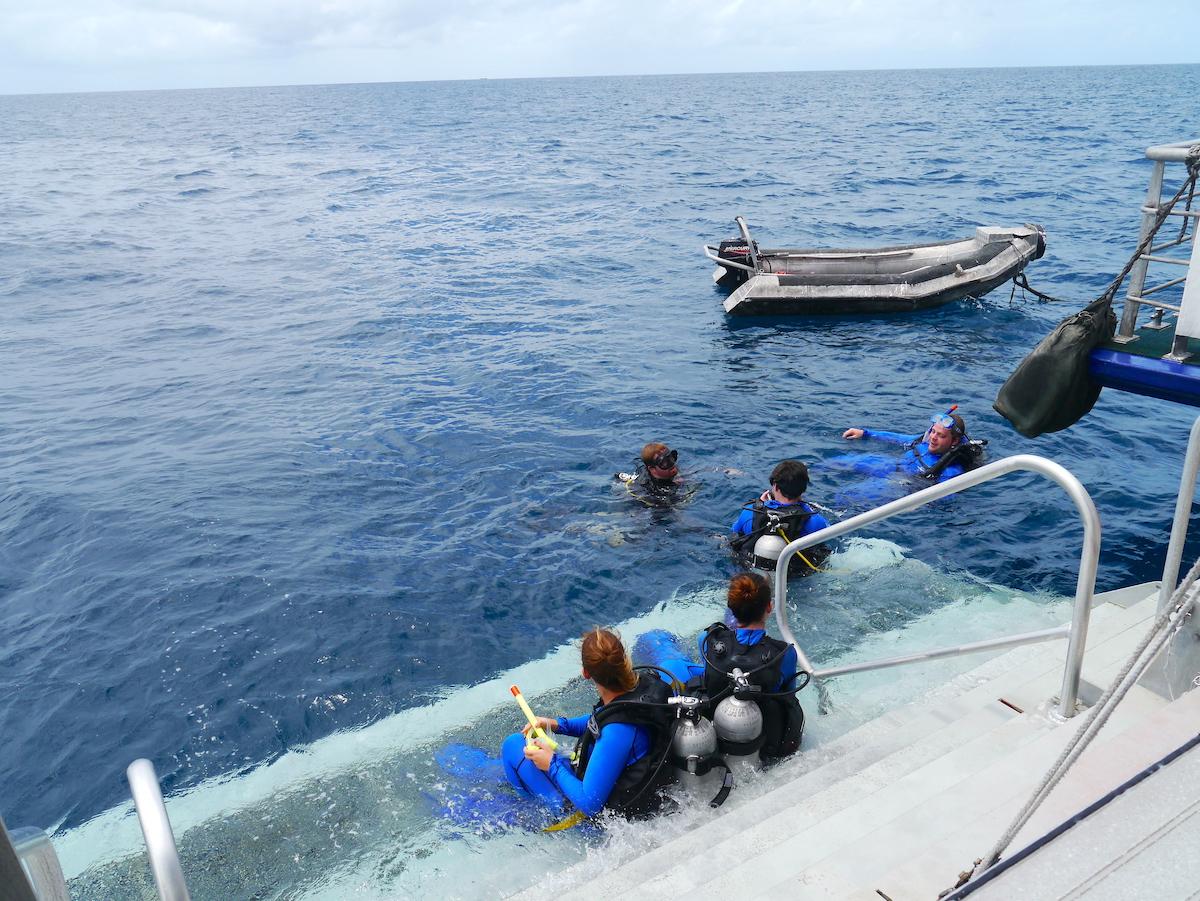 Great Barrier Reef, Diving, Ocean