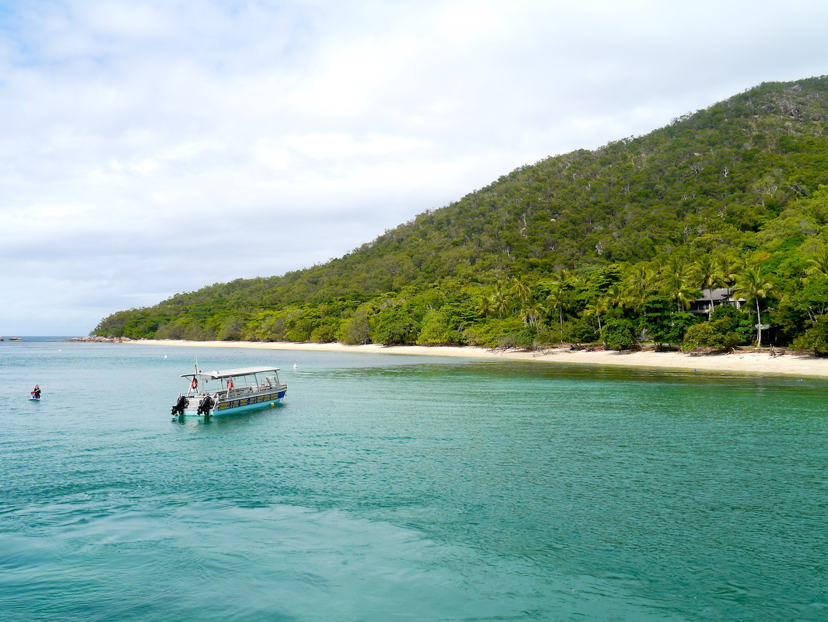 Great Barrier Reef, Diving, Fitzroy Island