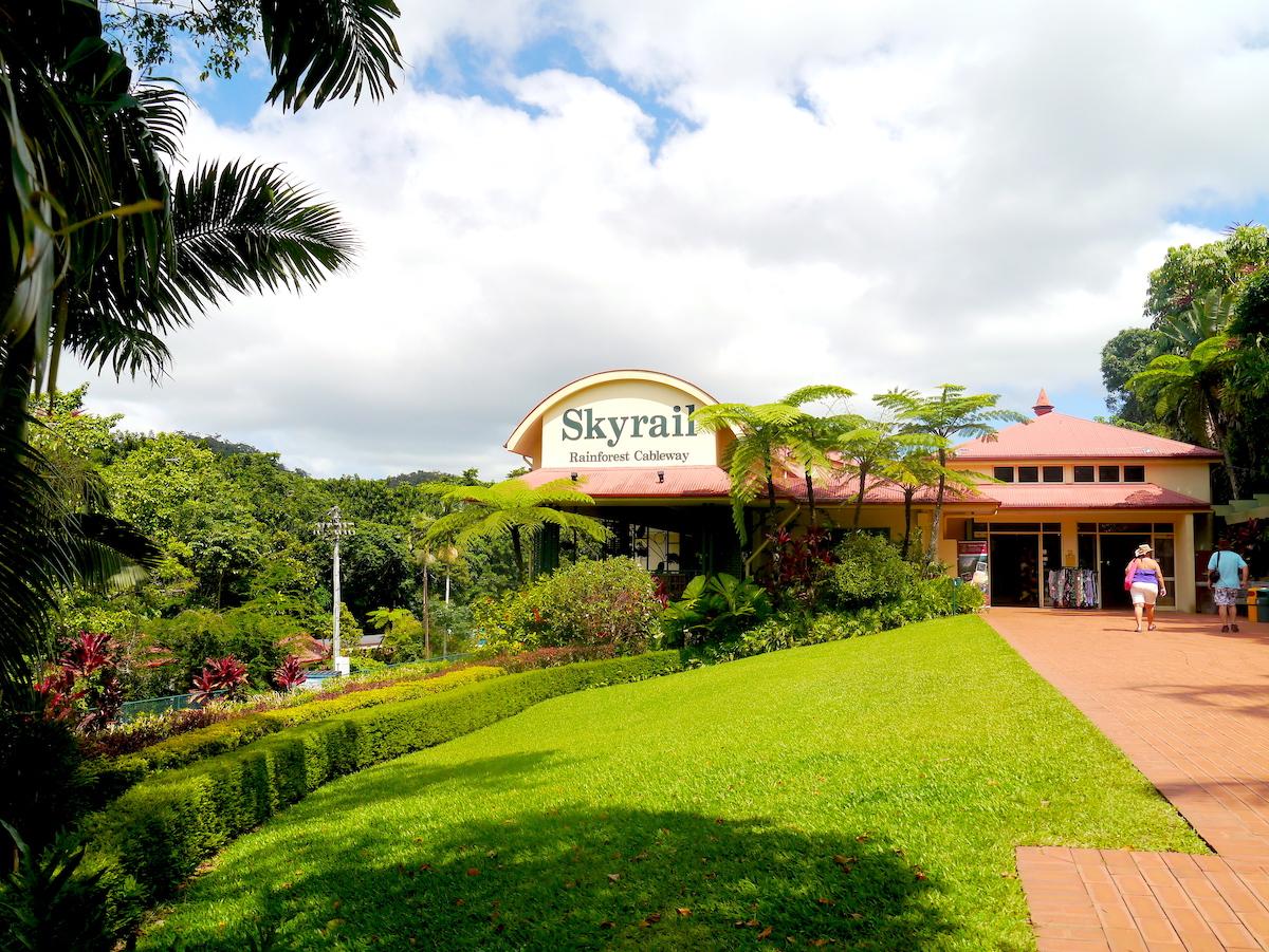 Cairns, Australia, Skyrail
