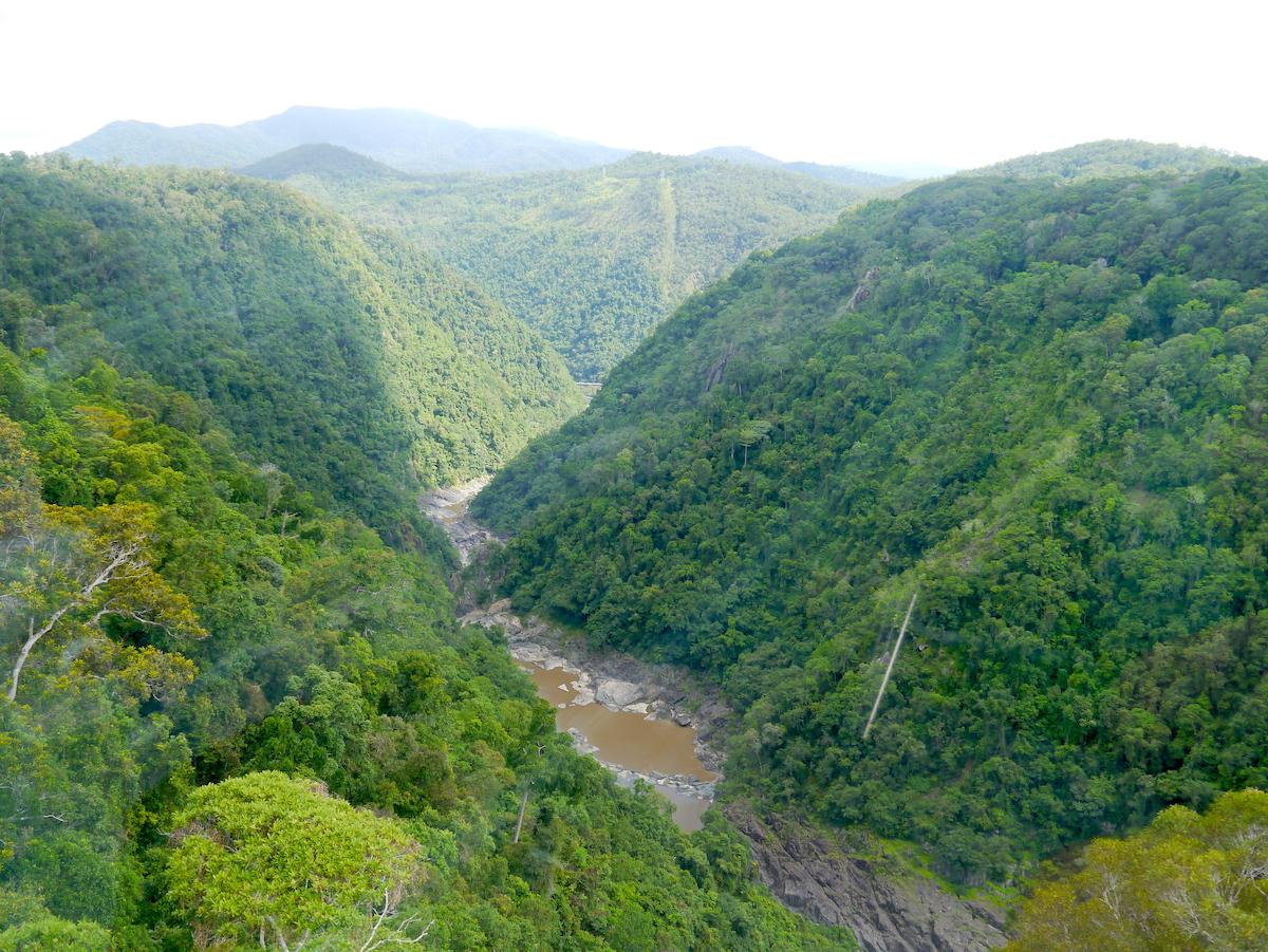 Cairns, Australia, Green, Scenery, Hills