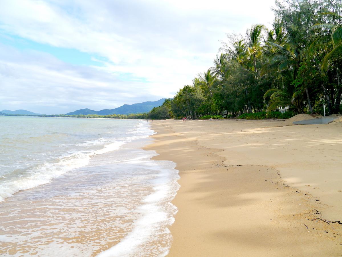 Australia, Palm Cover, Beach, Ocean