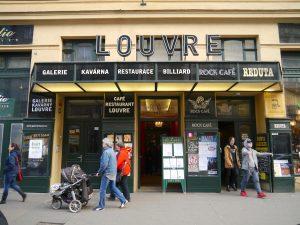 Prague, Food, Louvre