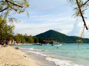 Koh Tao, Beach