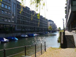 Zurich, City Guide, Schanzengraben