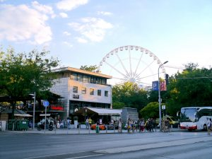Budapest, City Guide, Ferris Wheel