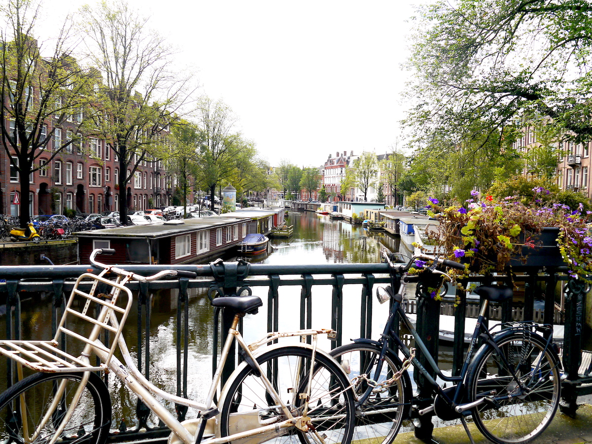 Amsterdam, City Guide, Canals