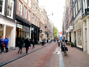 Amsterdam, City Guide, 9 Straatjes