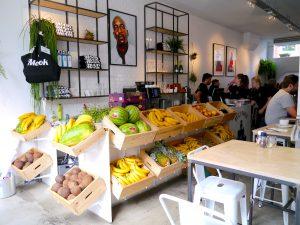Amsterdam, City Guide, Cafés, Mook, Fruits