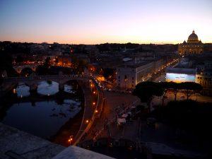 Rome, Italy, Itinerary, Rome by Night