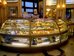 Naples, Italy, Itinerary, Gambrinus, Food