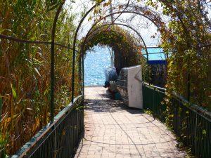 Ischia, Italy, Itinerary, Maronti Beach, Entrance