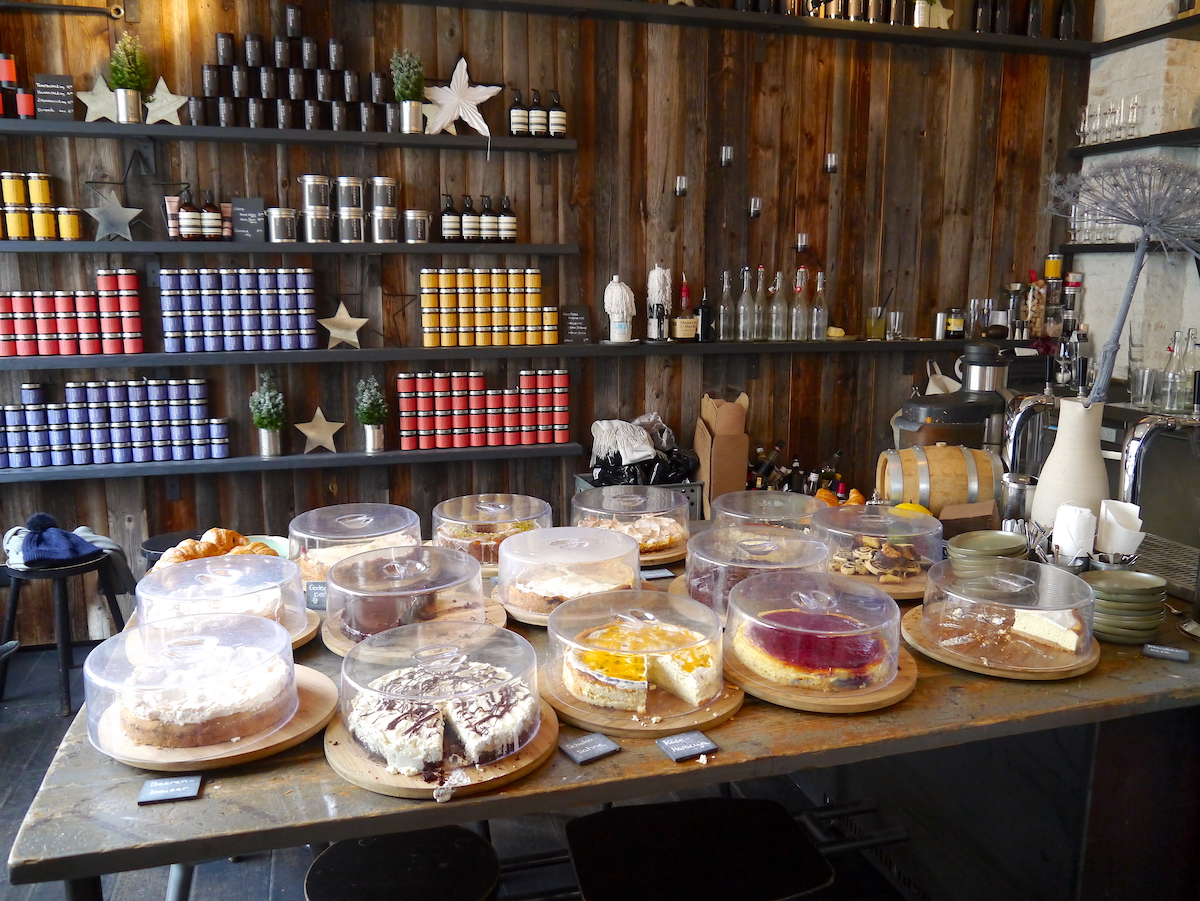 Occam Deli, Cakes, Cafés, Best restaurants in Munich