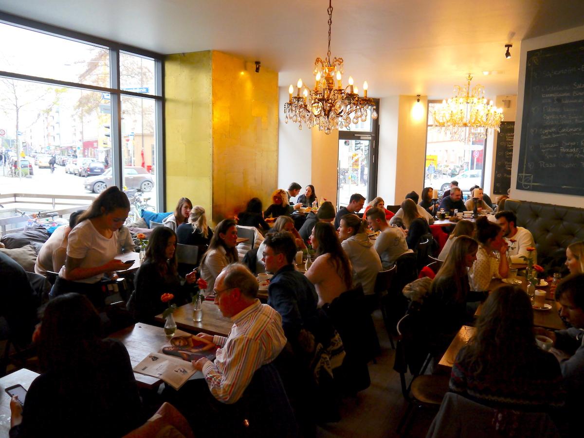 Hungriges Herz, Fraunhoferstraße, Best restaurants in Munich