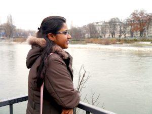 Akshatha, Interview, Munich
