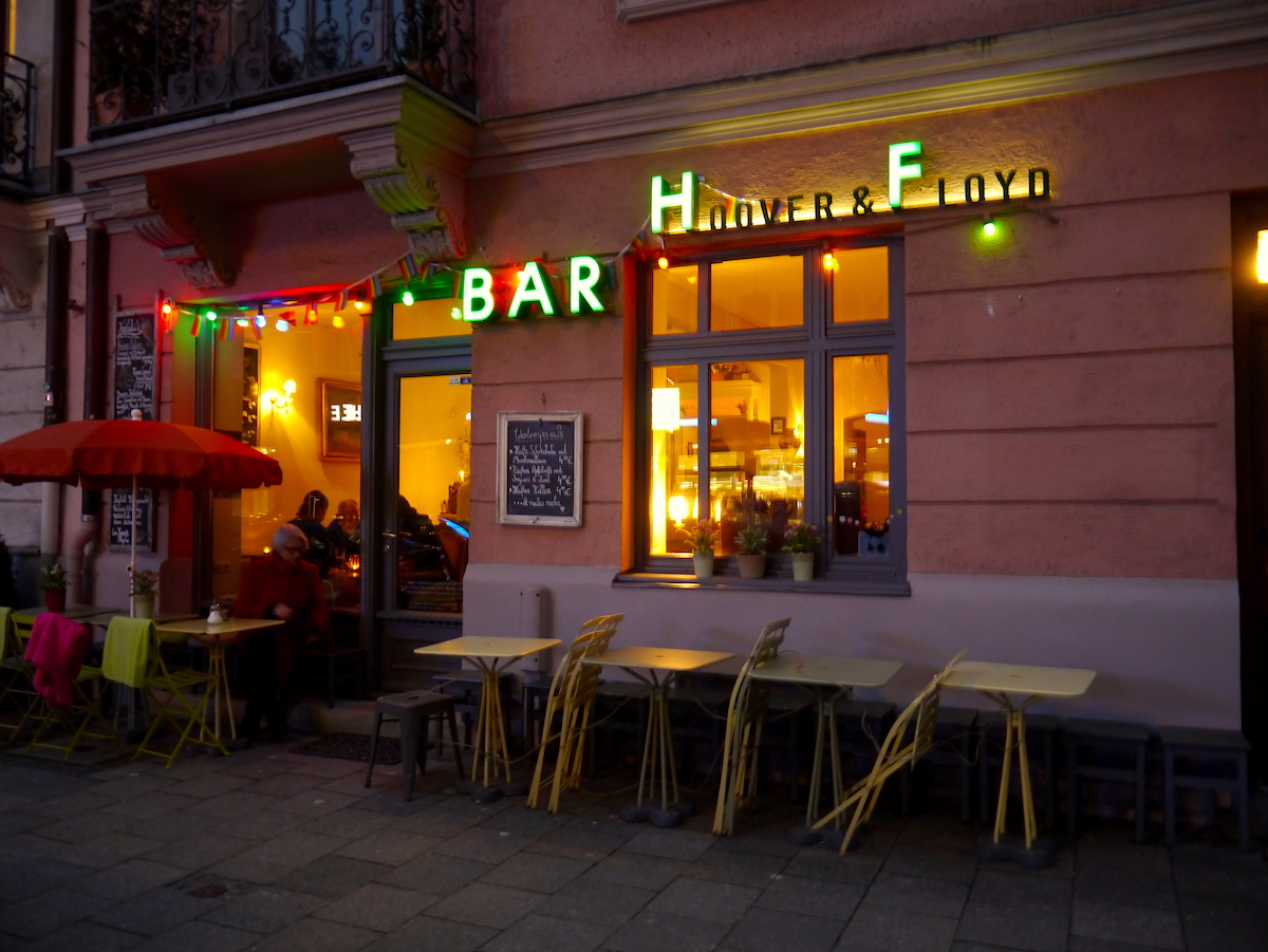 Hoover & Floyd, Best restaurants in Munich