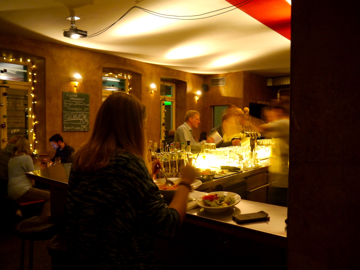 Cooperativa, Jahnstraße, Best restaurants in Munich