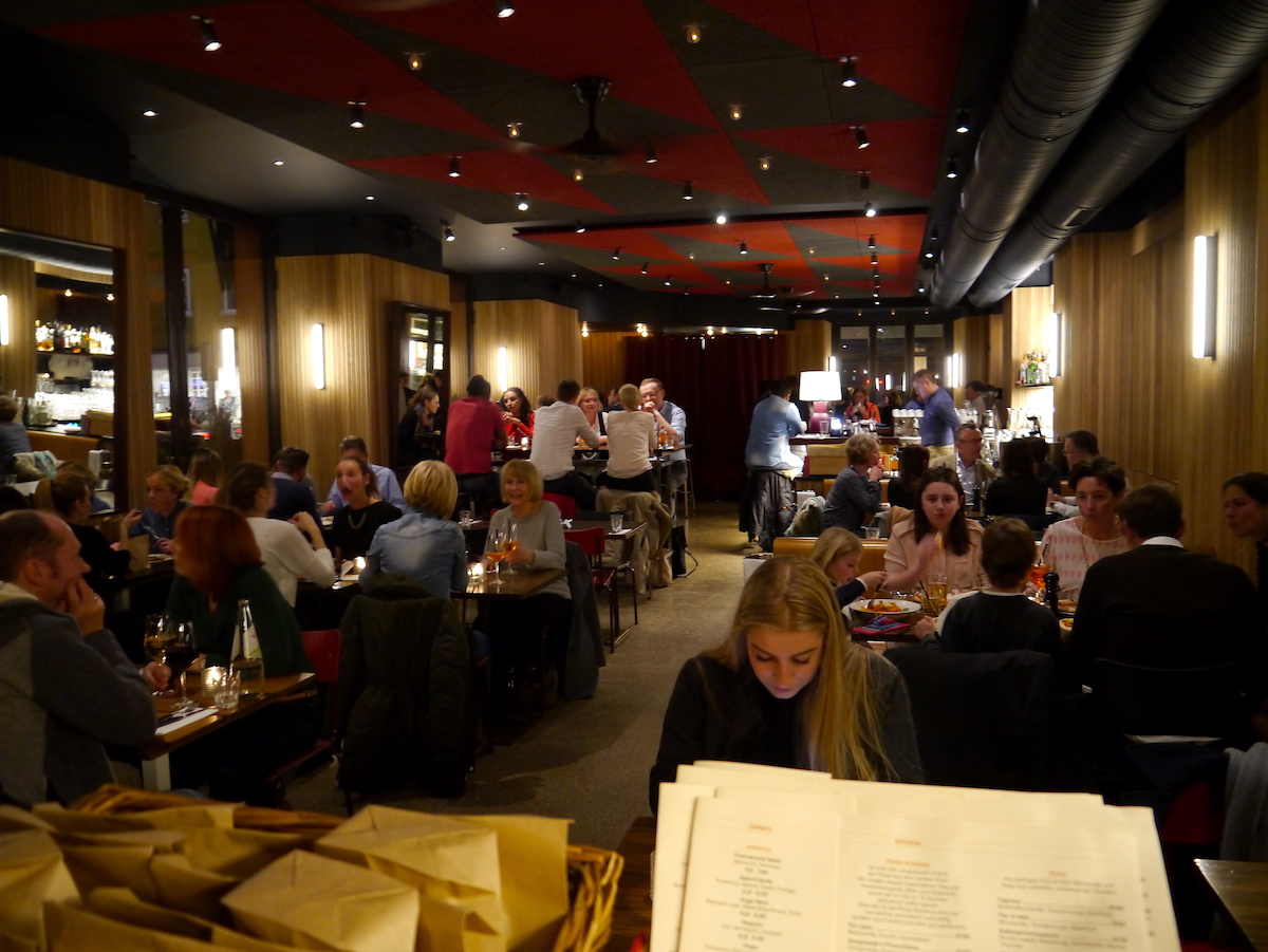 Riva, Best Restaurants in Munich