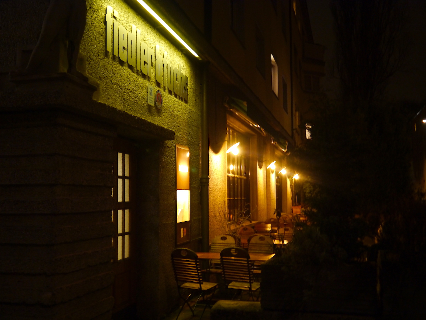 Fiedler & Fuchs, Best restaurants in Munich
