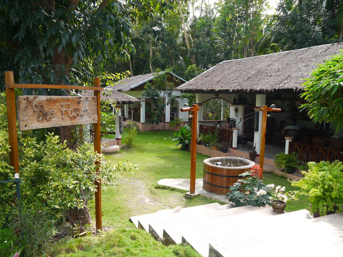 Bohol, Philippines, Itinerary, Farm Resort