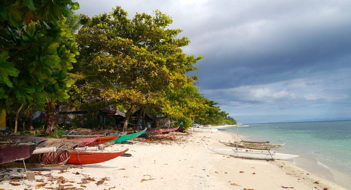 Cebu, Philippines, Itinerary, Beach