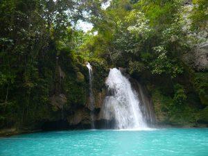Cebu, Philippines, Itinerary, Kawasaki Falls