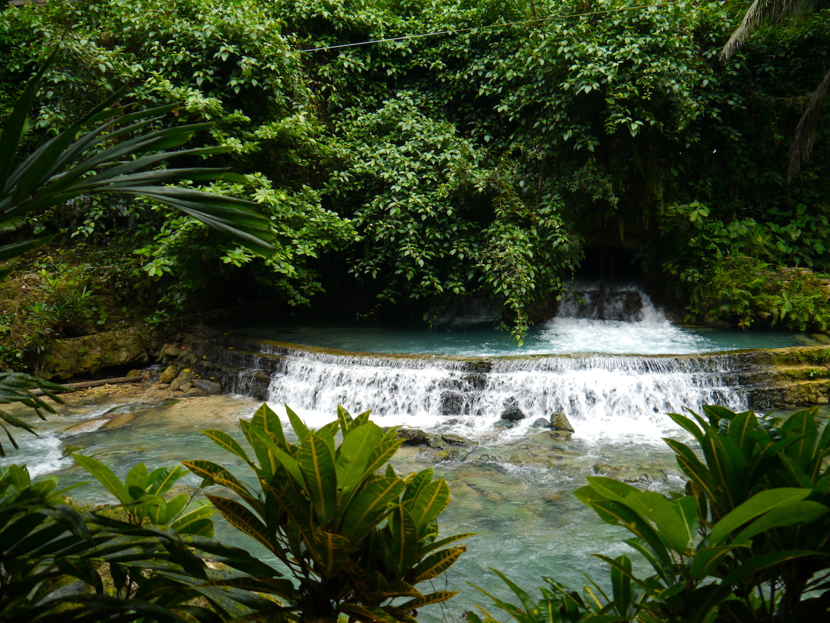 Cebu, Philippines, Itinerary, Little Waterfalls