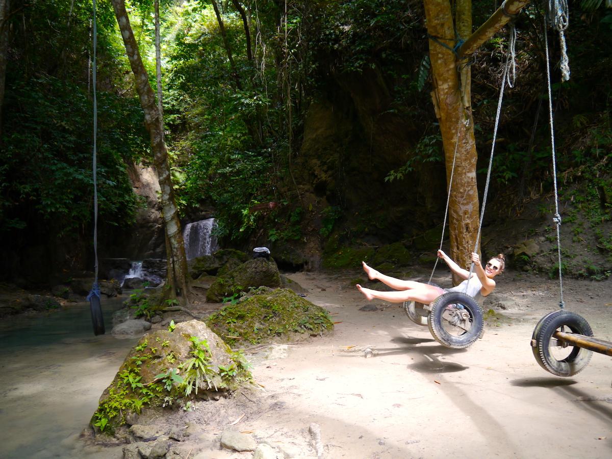 Cebu, Philippines, Itinerary, Swing