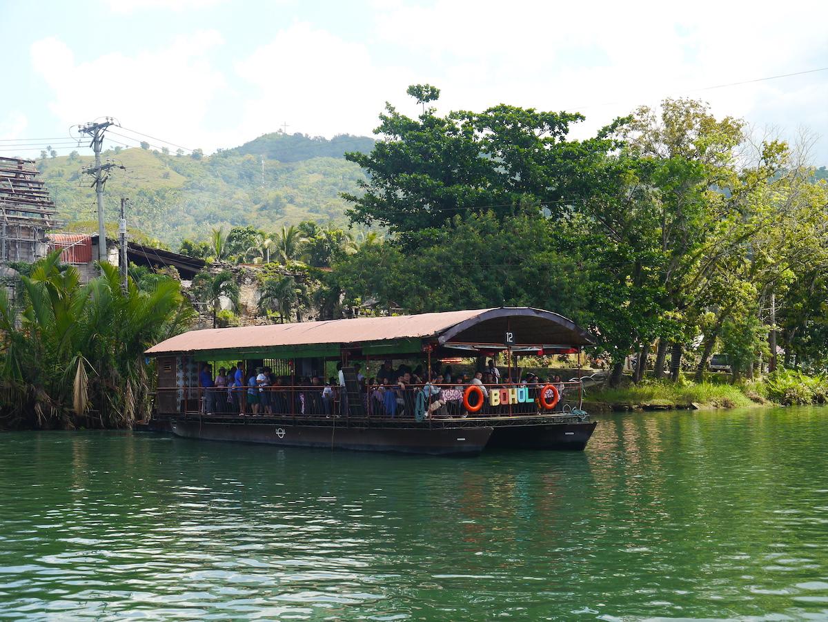 Bohol, River Boat Tour