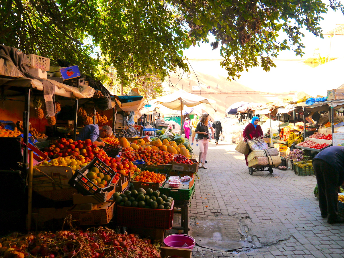 Travel Tips, Marrakech, Morocco, Food