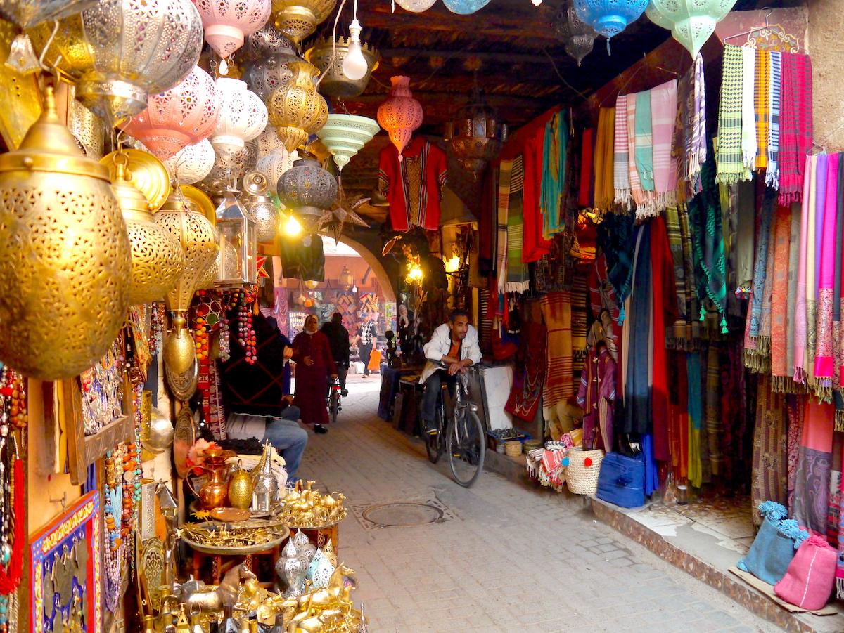 Solo Guide, Marrakech, Morocco, Souks