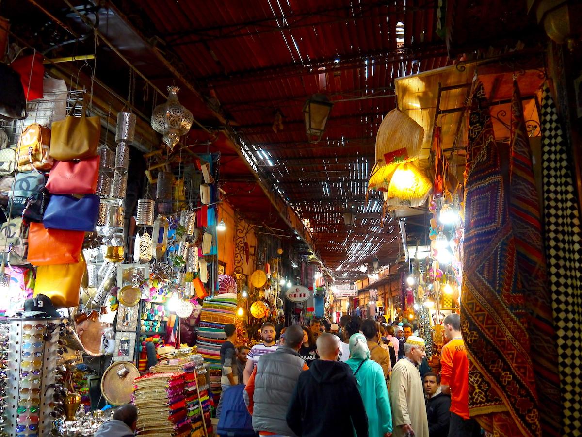 Travel Tips, Marrakech, Morocco, Markets, Dealers
