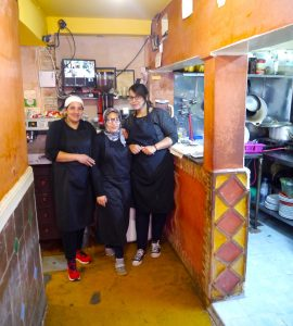 Cooking Class, Morocco, Earth Café, Marrakech, Cooks