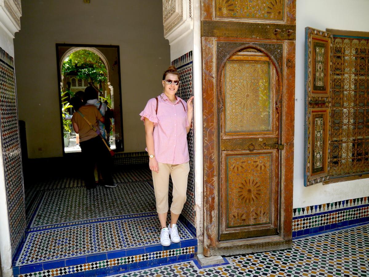 Solo Guide, Marrakech, Morocco, Bahia Palace, Rooms