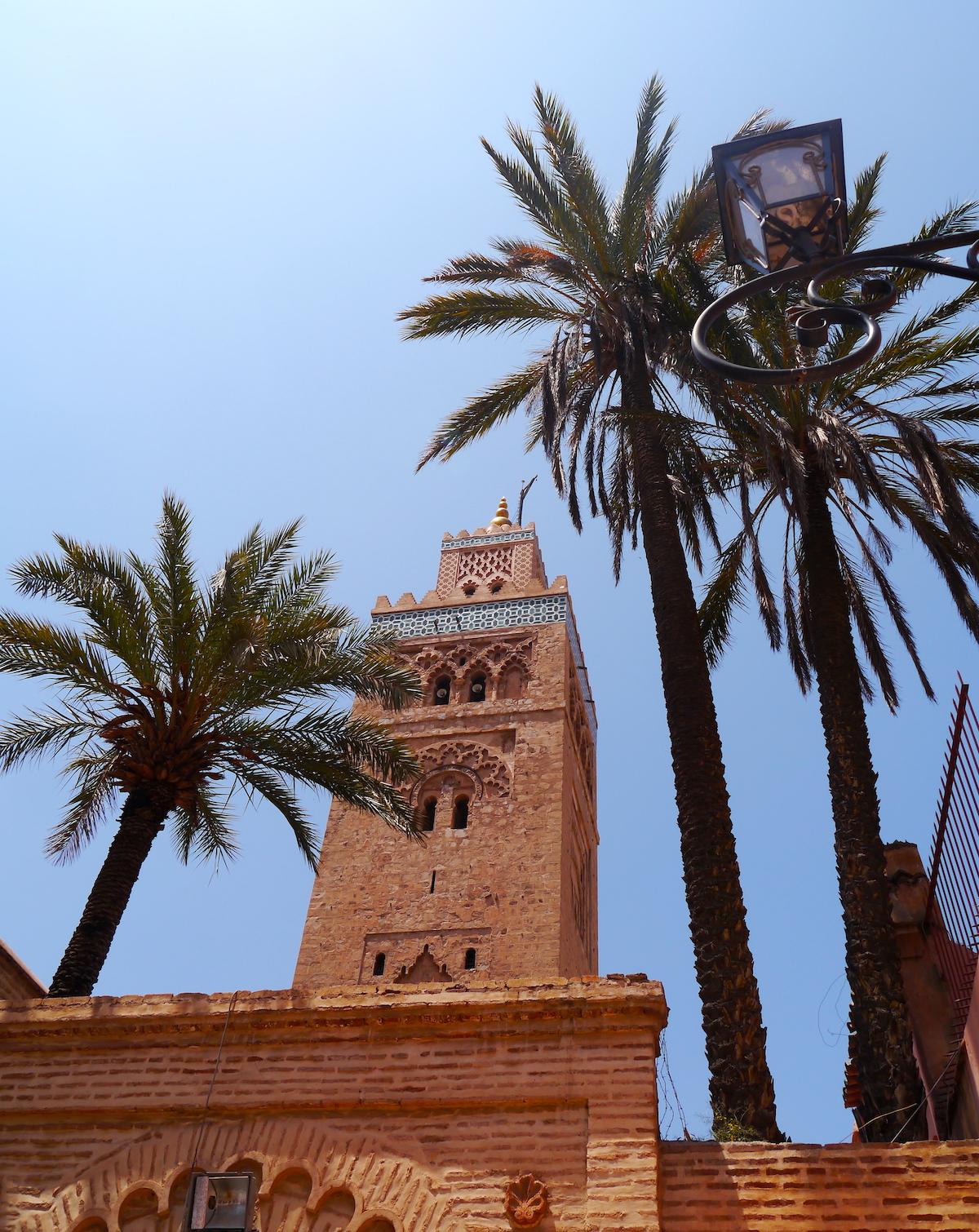 Solo Guide, Marrakech, Morocco, Koutoubia Mosque