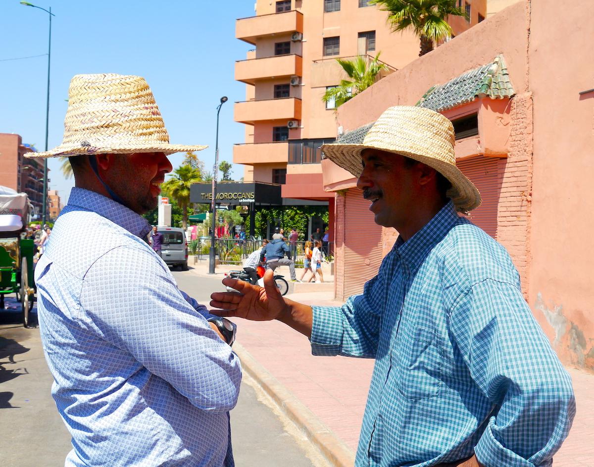 Travel Tips, Marrakech, Morocco, Language