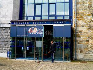 Dublin, City Guide, Dublin Castle, Chester Beatty Library